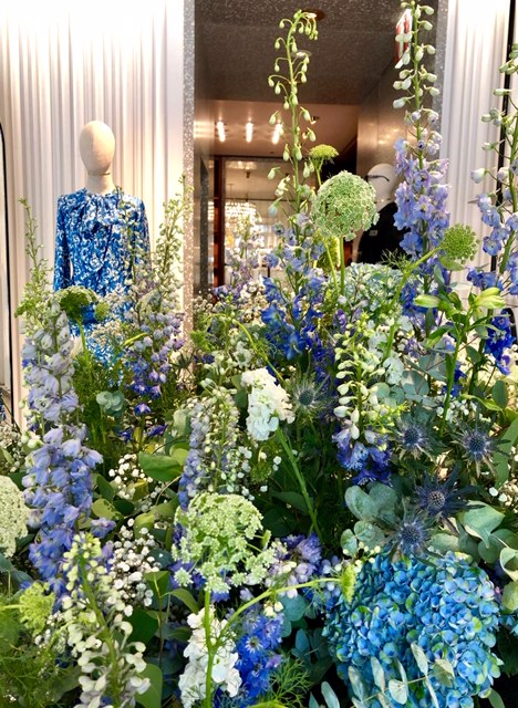 Our Flowers for MAISON VALENTINO